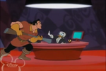 Daisy stops Gaston