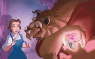 Disney Princess Belle's Story Illustraition 10