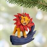 Disney the Lion King, Simba Sketchbook Ornament
