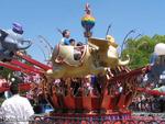 Dumbo the Flying Elephant Disneyland 4