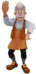 Geppetto DisneyMagicalWorld