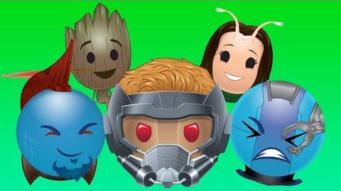 Guardians of the Galaxy Vol 2 As Told By Emoji (Mini-Episode) Disney