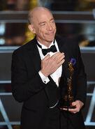 JK Simmons 87th Oscars
