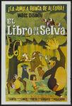 Jungle book argentine poster