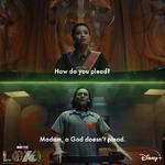 Loki judged promo
