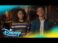 Magic Special Effects and Animals - Behind the Scenes - Upside-Down Magic - Disney Channel-2