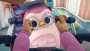 Professor hootsburgh in suki's vision