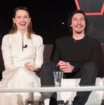 Adam-Driver-Daisy-Ridley-TLJ Global Press Conference