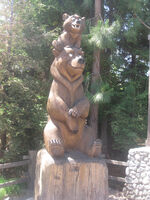 Brother Bear Totem DCA