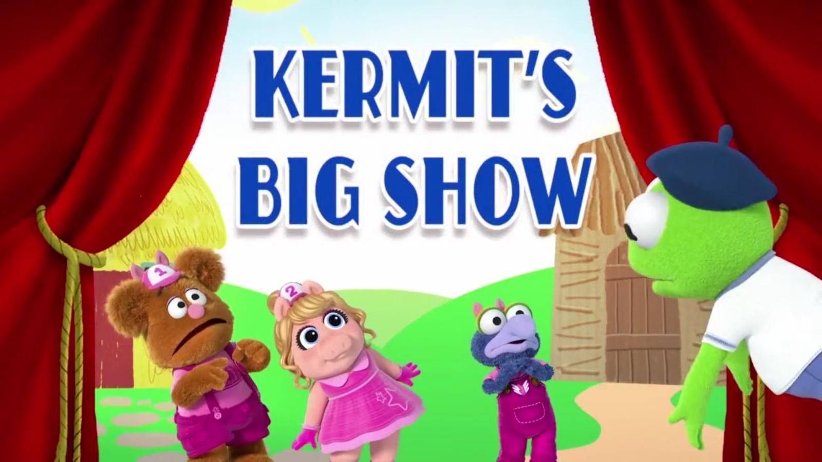 A Grande Peça do Kermit