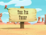 The Pie Thief
