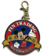 Pin Trading medal