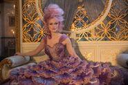 Plum sugar fairy