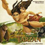 Tarzan complete front1