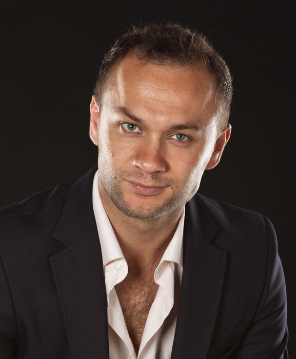 Дмитрий Ермак