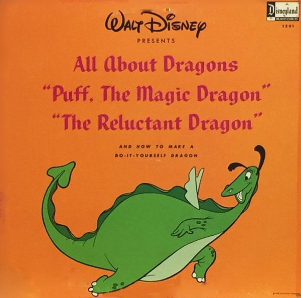 Walt Disney Presents All About Dragons