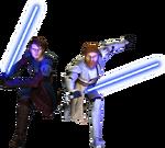 Anakin & Obi-Wan CW