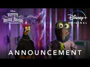 Announcement - Muppets Haunted Mansion - Disney+