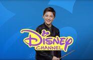 Asher Angel Disney Channel ID