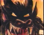 Beast demon concept 1