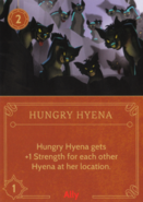 DVG Hungry Hyena