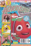 Disney Adventures Magazine Aus cover Sept 2003 Finding Nemo