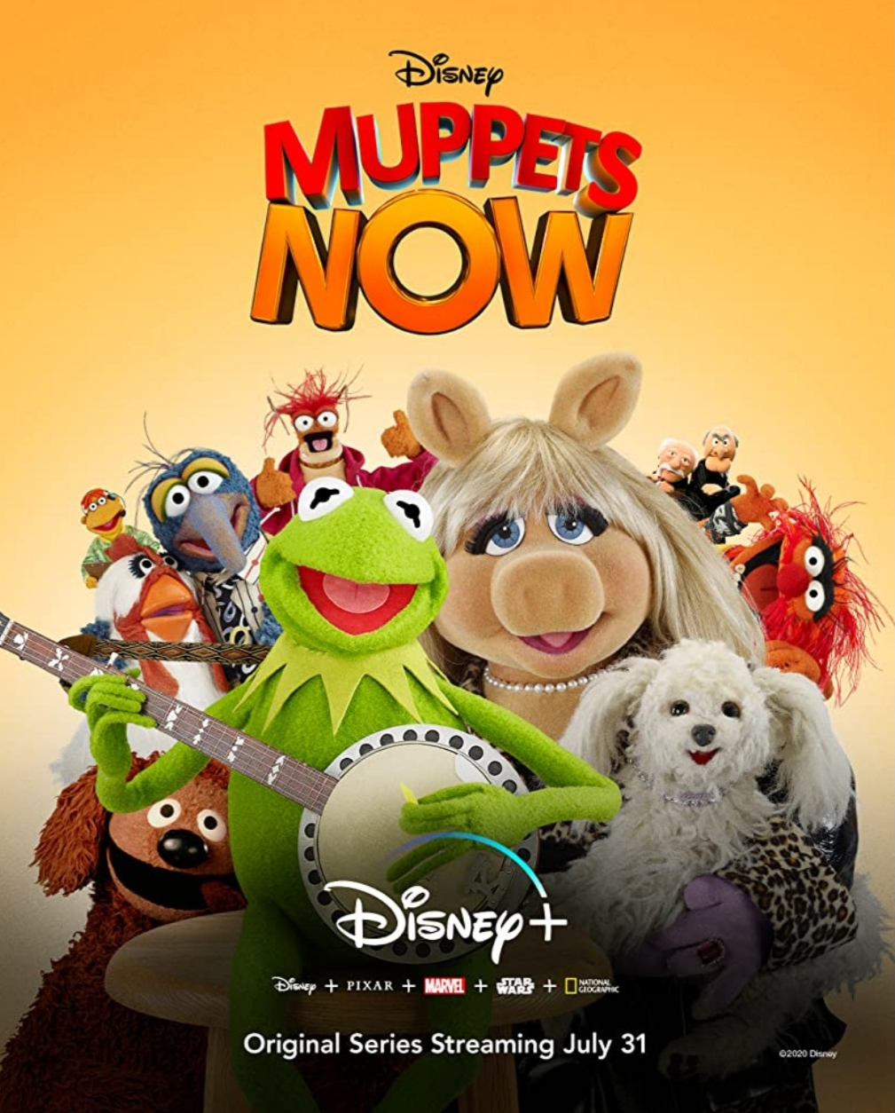 Muppets Now/Galeria
