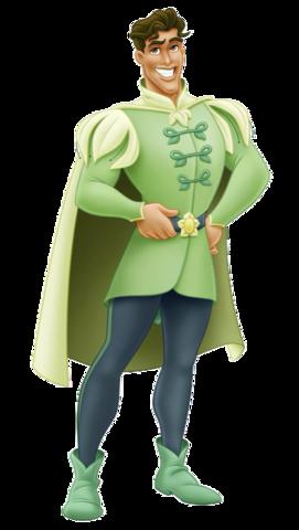 Príncipe Naveen/Galeria