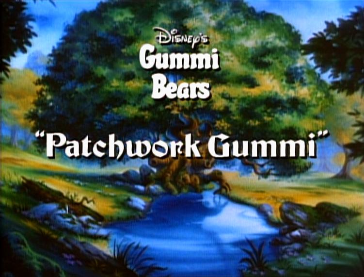 Patchwork Gummi