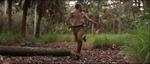 The Jungle Book 1994 Widescreen Wilkins Running away from Shere Khan