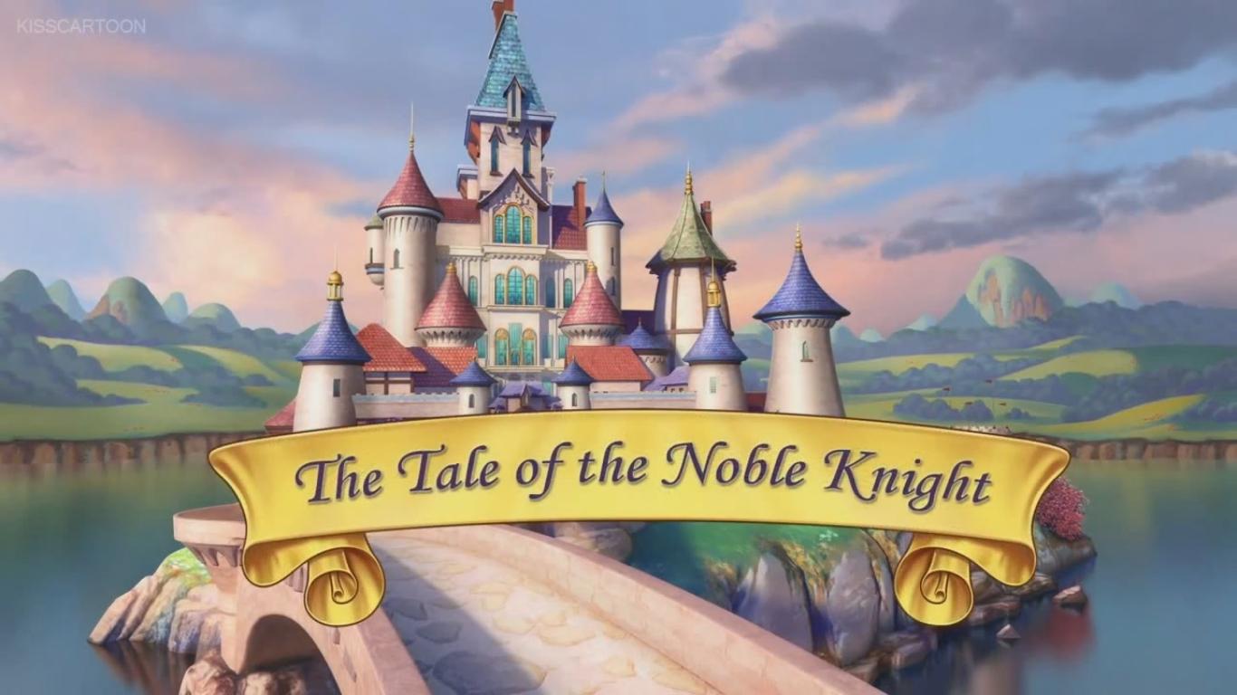 A Fábula do Cavaleiro Nobre