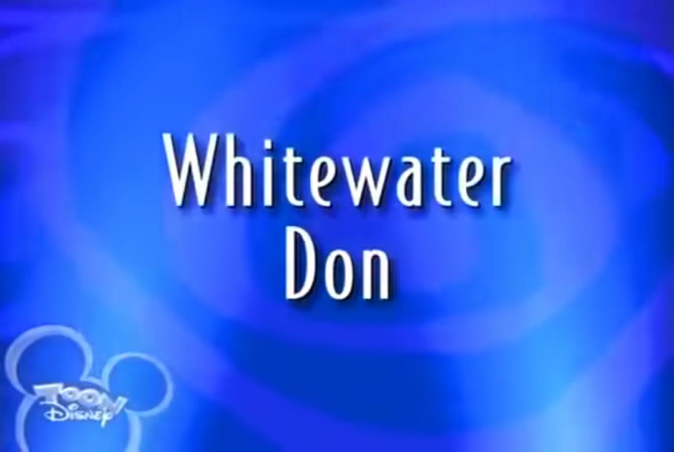 Whitewater Donald