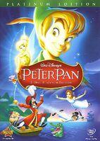 9. Peter Pan (1953) (Platinum Edition 2-Disc DVD)