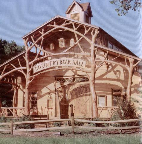 Country Bear Hall