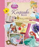 Disney Princess Keepsake Book