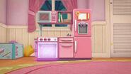 Doc's new kitchen set