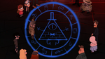 Gravity Falls S2E20 Bill Ciper Wheel