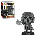 Knight of Ren axe hematite chrome POP