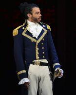 Marquis de Lafayettte