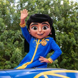 Mira Walkaround Character