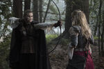 Once Upon a Time - 7x14 - The Girl in the Tower - Photography - Robin and Alice