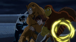Squirrel Girl working along side the villians