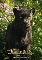 The Jungle Book 2016 Character Poster 04