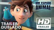 Um Espião Animal Trailer Oficial 3 Dublado HD