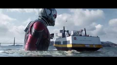 Ant-Man and the Wasp - Trailer (NL Ondertiteld)