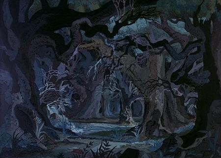 El Bosque (The Sword in the Stone)