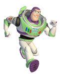 Buzz Lightyear Running