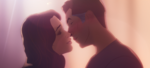 Christine and Strange kiss - What If...? EP4