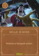 DVG Belle Is Mine