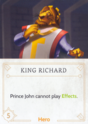 DVG King Richard